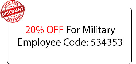 Military Employee 20% OFF - Locksmith at University Park, TX - University Park Texas Locksmith