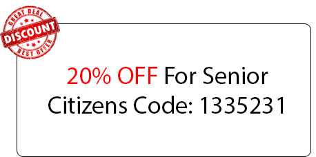 Senior Citizens 20% OFF - Locksmith at University Park, TX - University Park Texas Locksmith
